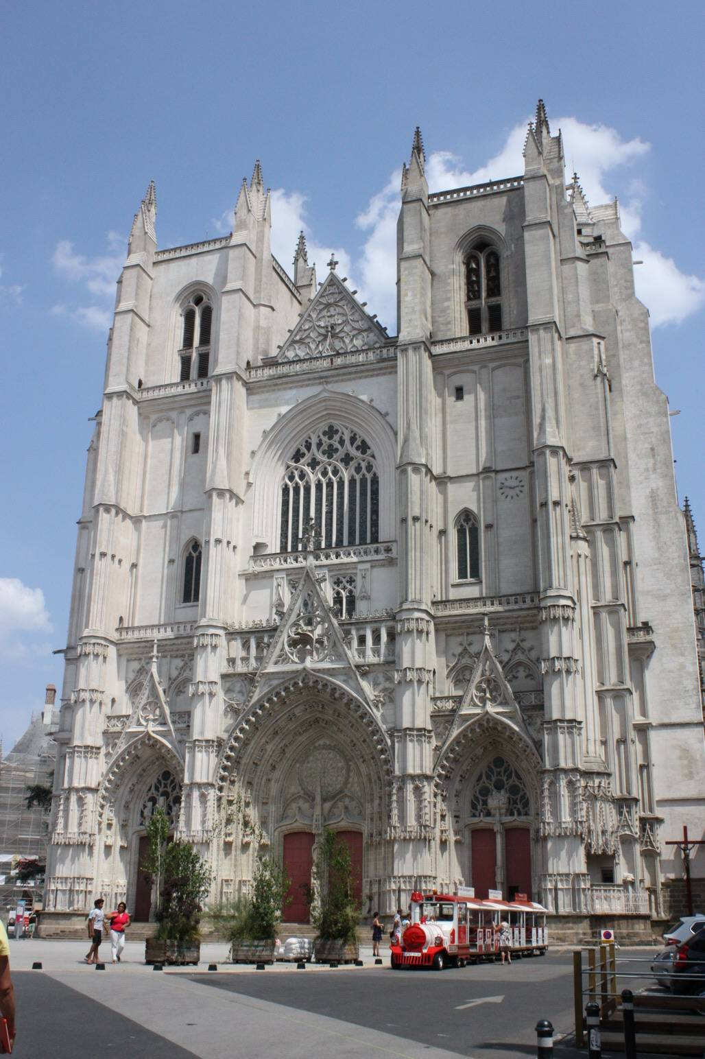 Нантский собор (Cathedrale Saint-Pierre)