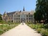 парк перед дворцом Ледигьера