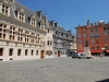 площадь святого Андрея со зданием парламента