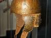 шлем короля Хлодомира в музее старого епископства