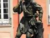 статуя Баярда на площади святого Андрея