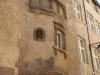 выступ фасада дома Рабо