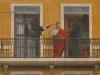 Стена знаменитых лионцев император Клавдий