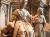 Аббатство Откомб-надгробие королевы Пьемонта Марии-Кристины