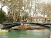 Анси-мост любви на канале Вассе
