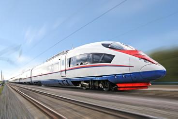 французский скоростной поезд